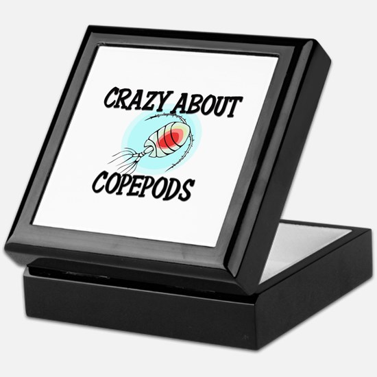 Crazy About Copepods Keepsake Box