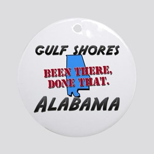gulf shores alabama - been there, done that Orname