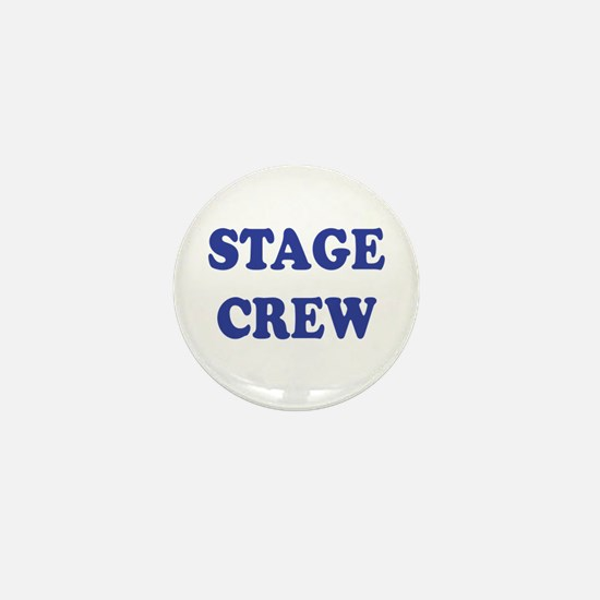 Cool Stage hand Mini Button