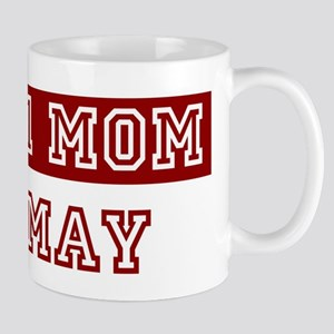 May #1 Mom Mug