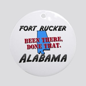 fort rucker alabama - been there, done that Orname