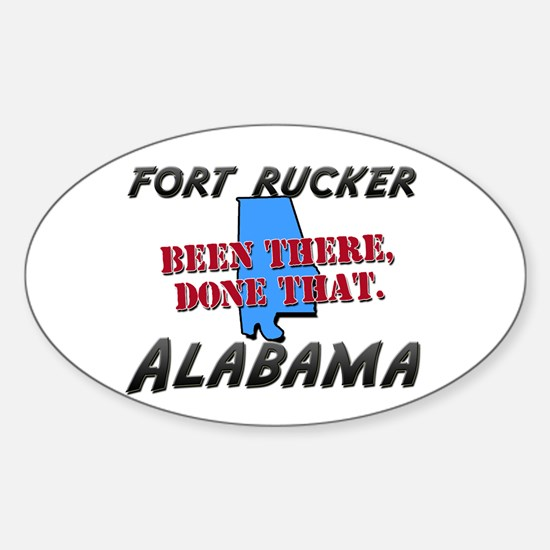 fort rucker alabama - been there, done that Sticke