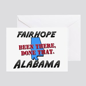 fairhope alabama - been there, done that Greeting