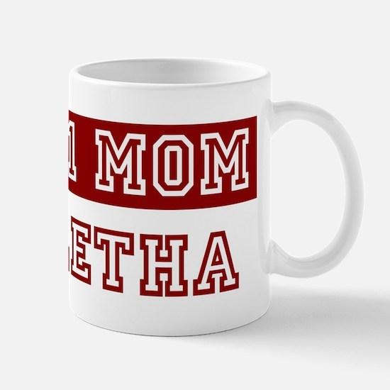 Letha #1 Mom Mug