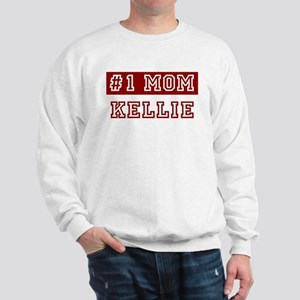 Kellie #1 Mom Sweatshirt
