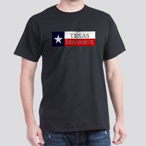 Texas Independence Dark T-Shirt