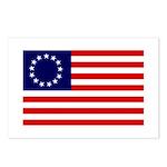 Betsy Ross Flag Postcards (8)