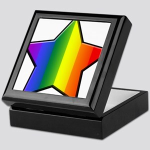 Super Gay Pride! Keepsake Box