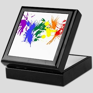 Pride Paint Keepsake Box