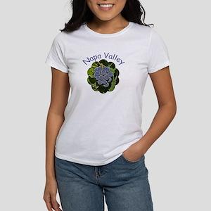 Napa Grapes - Women's T-Shirt