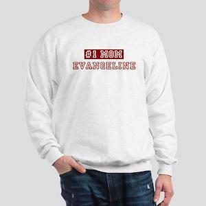 Evangeline #1 Mom Sweatshirt