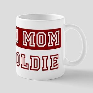 Goldie #1 Mom Mug
