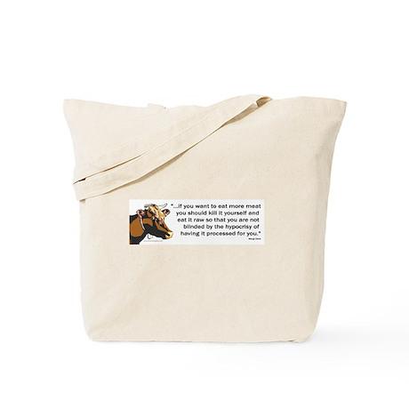 Kill It Yourself Tote Bag