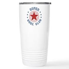 Super Book Club Stainless Steel Travel Mug