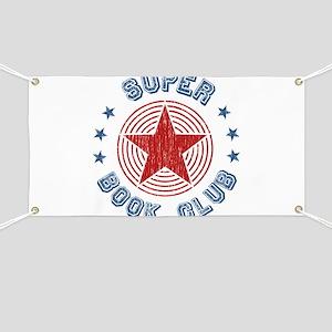Super Book Club Banner