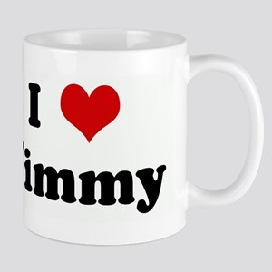 I Love Jimmy Mug