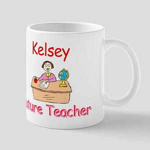 Kelsey - Future Teacher Mug
