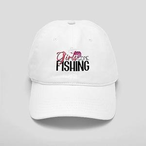Girls Gone Fishing Cap