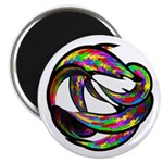 "Impossible Geometry 2.25"" Magnet (100 pack)"
