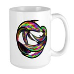 Impossible Geometry Large Mug