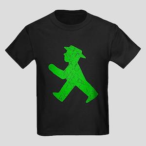 """Berlin """"Go"""" Sign Kids Dark T-Shirt"""
