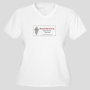 0135e32fc26 Orthodox Christian Women s Plus Size T-Shirts - CafePress