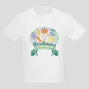 Victory Garden Kids Light T-Shirt