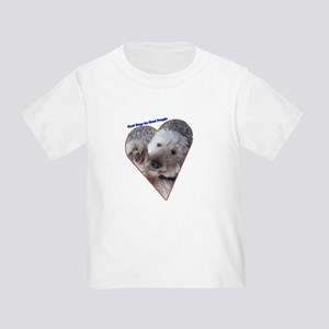 Cool Dogs for Cool People Toddler T-Shirt