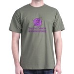 0-Level Character Generation Dark T-Shirt
