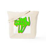 Tagged Tote Bag