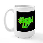 Tagged Large Mug