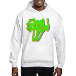 Tagged Hooded Sweatshirt