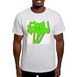 Tagged Ash Grey T-Shirt