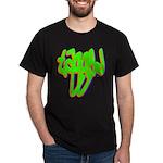 Tagged Black T-Shirt