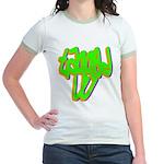 Tagged Jr. Ringer T-Shirt