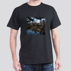 Christian Fish Dark T-Shirt