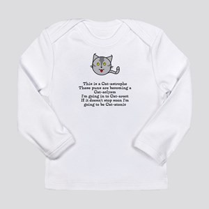 purrfect puns Long Sleeve T-Shirt