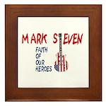 Mark Steven Framed Tile