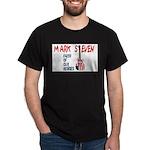 Mark Steven Black T-Shirt