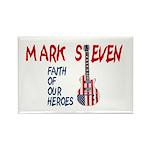 Mark Steven Rectangle Magnet (10 pack)