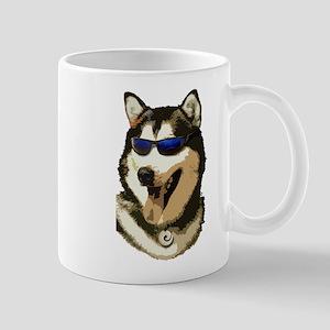 Malamute Coffee Mug Mug