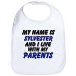 my name is sylvester and I live with my parents Bi