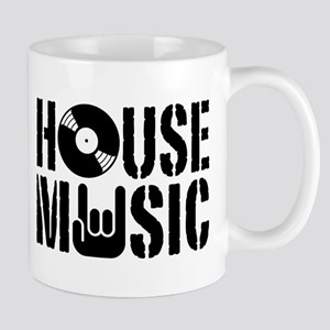 House Music Mug