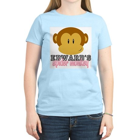 Edward's Spider Monkey Women's Light T-Shirt
