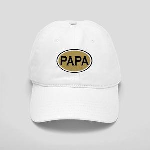 Papa Oval Cap