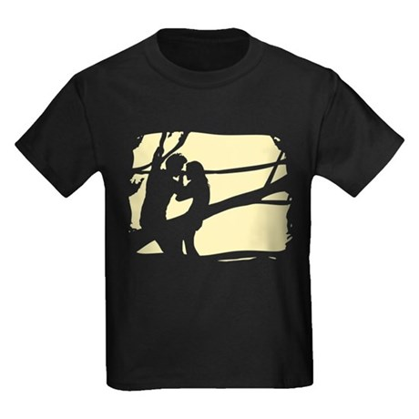 Edward and Bella Kids Dark T-Shirt