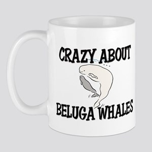 Crazy About Beluga Whales Mug
