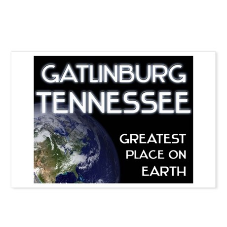 gatlinburg tennessee - greatest place on earth Pos