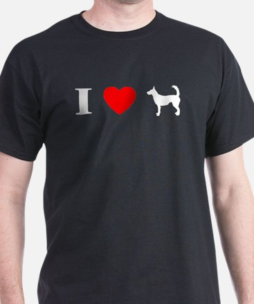 I Heart Wire Podengo T-Shirt