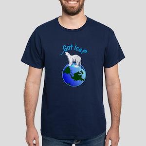 Got Ice? v2 Dark T-Shirt
